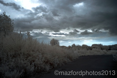 Infrared Lanscape